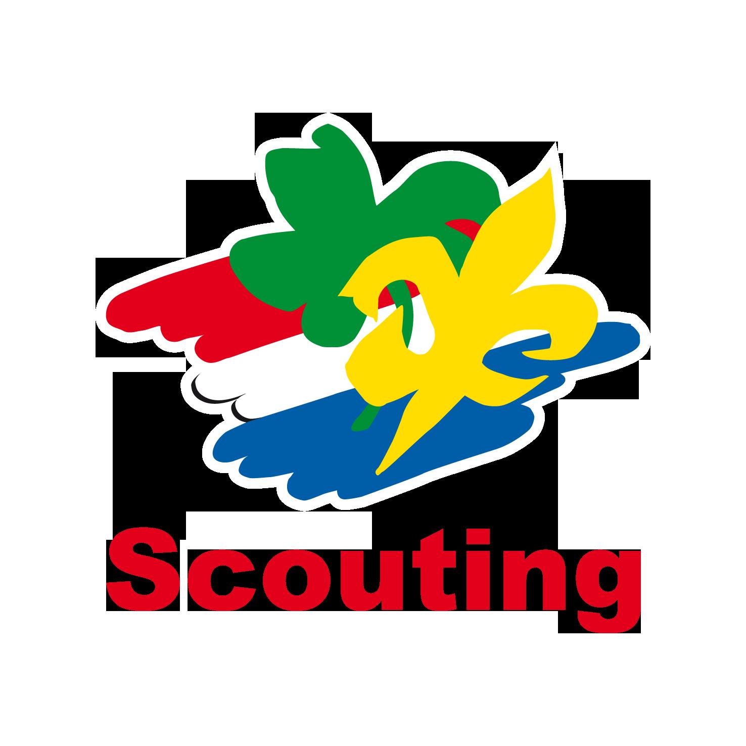 Scouting NL logo RGB transparanteachtergrond